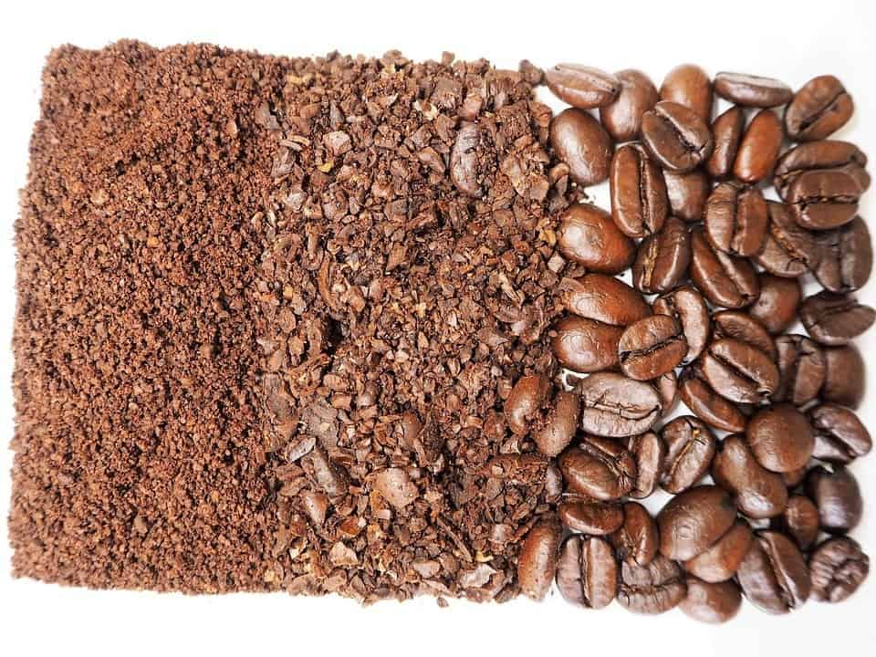 Size of the Coffee or Espresso Grind
