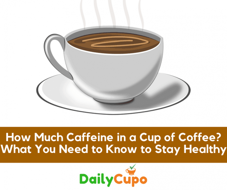 Caffeine in a Cup of Coffee