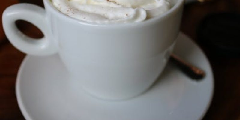 How to Make Starbucks White Chocolate Mocha at Home