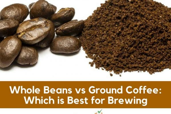 Whole Beans vs Ground Coffee: Which is Best for Brewing
