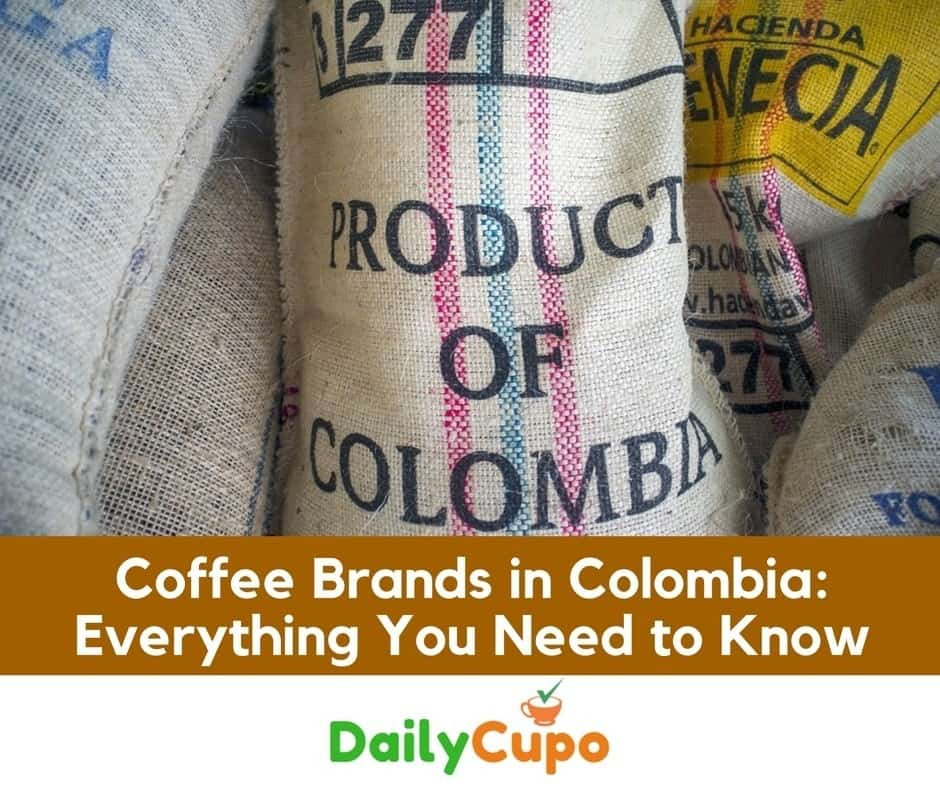 Coffee Brands in Colombia