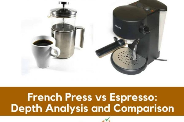 French Press vs Espresso – The Difference You Need to Know