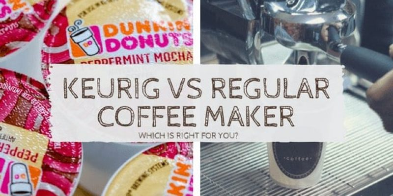 Keurig vs Traditional Coffee Maker: What's the Difference?
