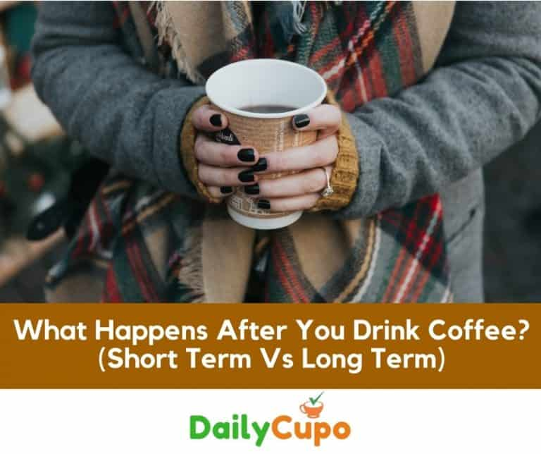 What Happens After Drink Coffee