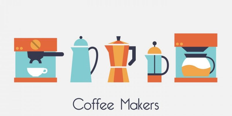 12 different Types of Coffee Makers: Which One is Right for You?