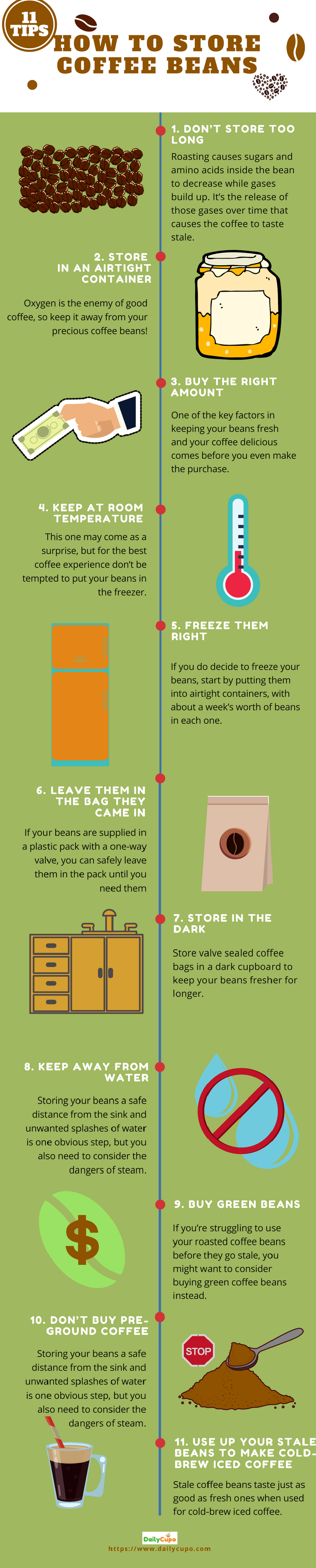 store bean infographic