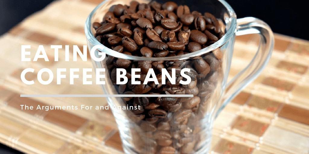 Eating Coffee Beans 1