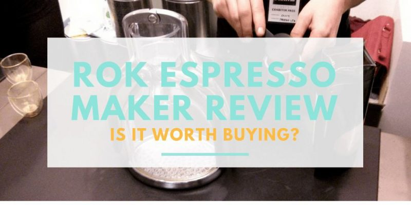 ROK Espresso Maker Review – Can It Brew 100% Espresso?
