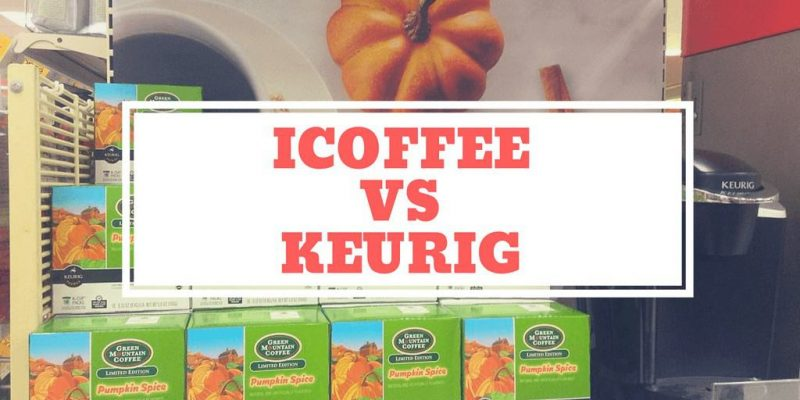 iCoffee vs Keurig -What's the Difference?