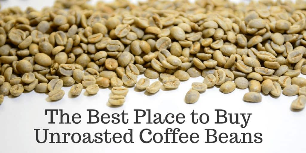 Best Place to Buy Green Coffee Beans