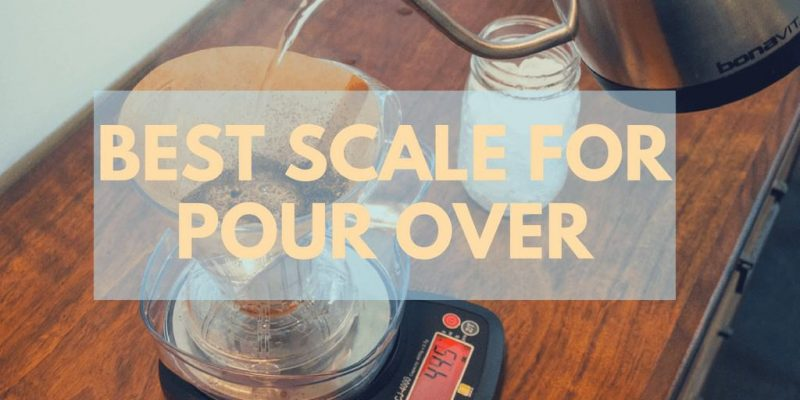What's the Best Scale for Pour Over? (Barista's Advice)