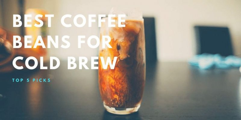 5 Best Coffee Beans for Cold Brew (Updated 2020)