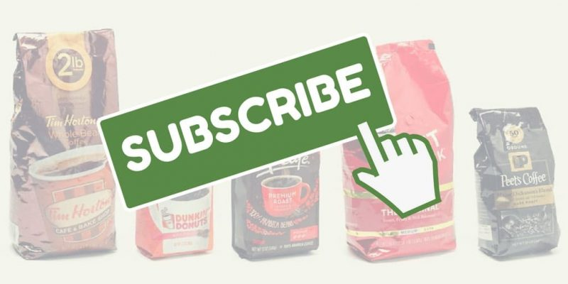 Coffee Subscription Comparison – Top 5 Picks (2019 Updated)