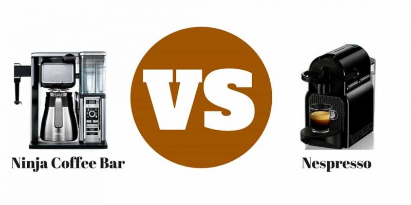 Ninja Coffee Bar vs Nespresso – Which Is Right for You?
