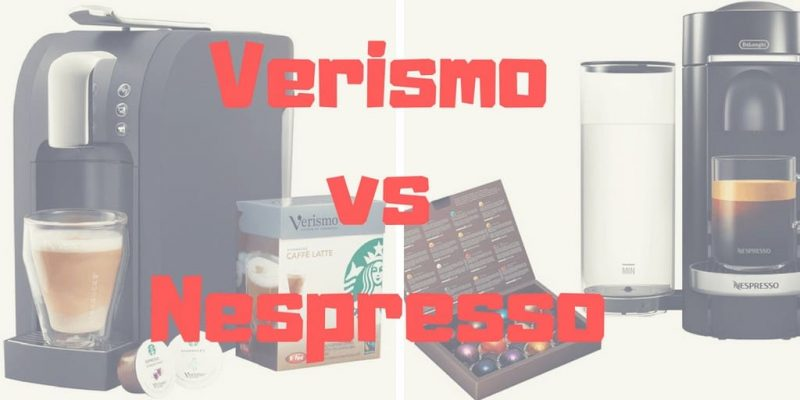 Verismo vs Nespresso: What's the Difference?