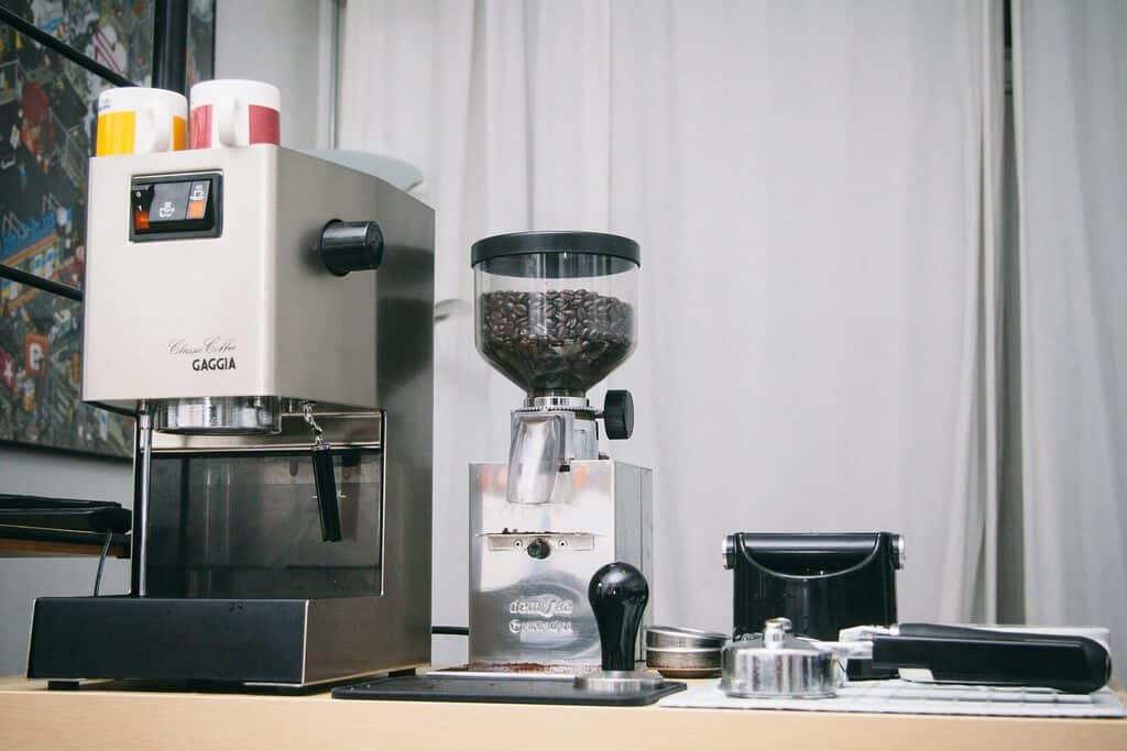Coffee And Espresso Maker Combo