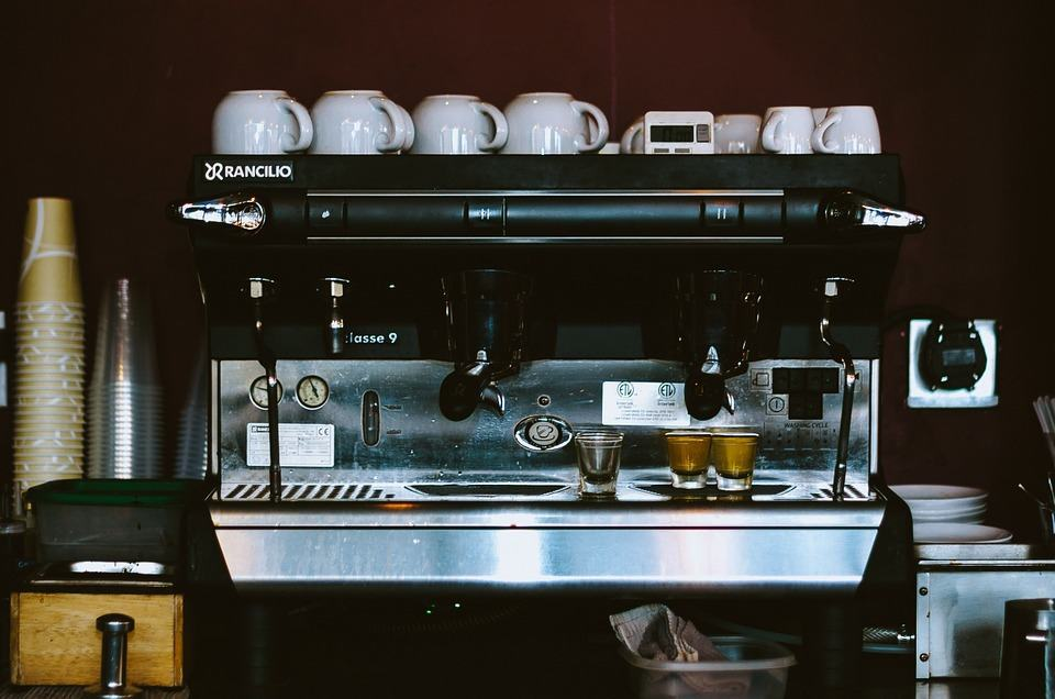 Italian Coffee Machine History