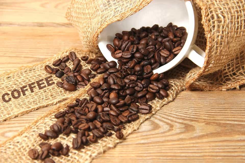 Jamaican Coffee beans