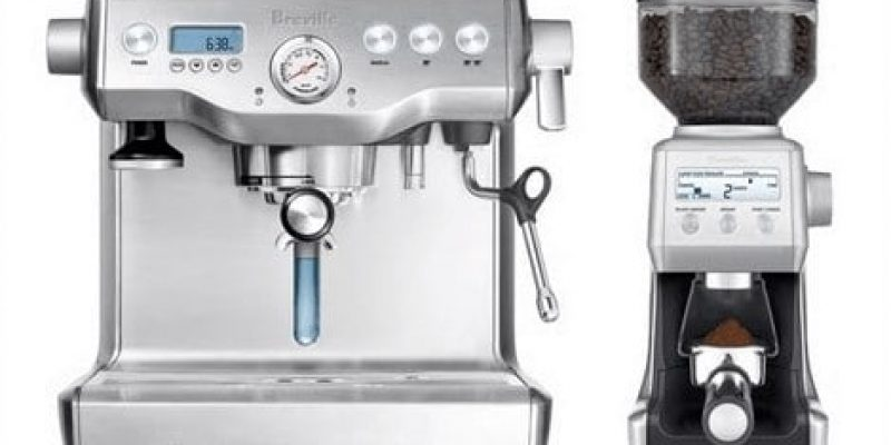 Breville BES920XL Dual Boiler Espresso Machine Review (2019)