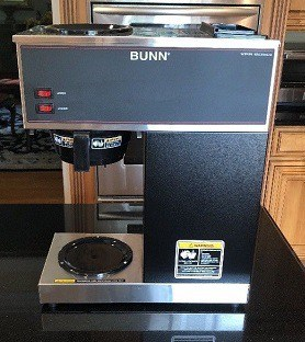 Bunn VPR Series Coffee Maker Review 3