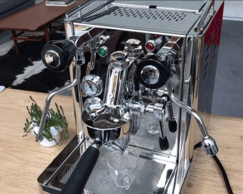 Quickmill Andreja Premium Espresso Machine Review