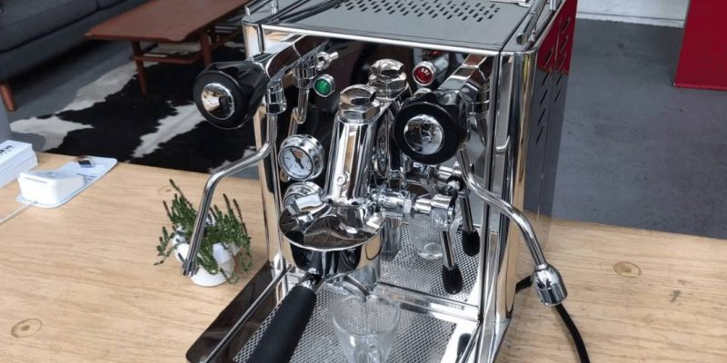 Quickmill Andreja Premium Espresso Machine Review (2020)