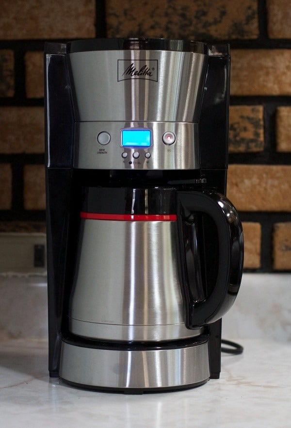 best thermal carafe coffee maker reviews size