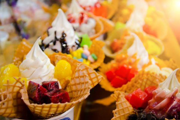 5 Easy Steps to Make an Ice Cream Buffet