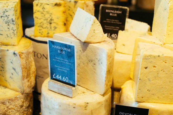 9 Traditional British Cheeses You May Want to Try