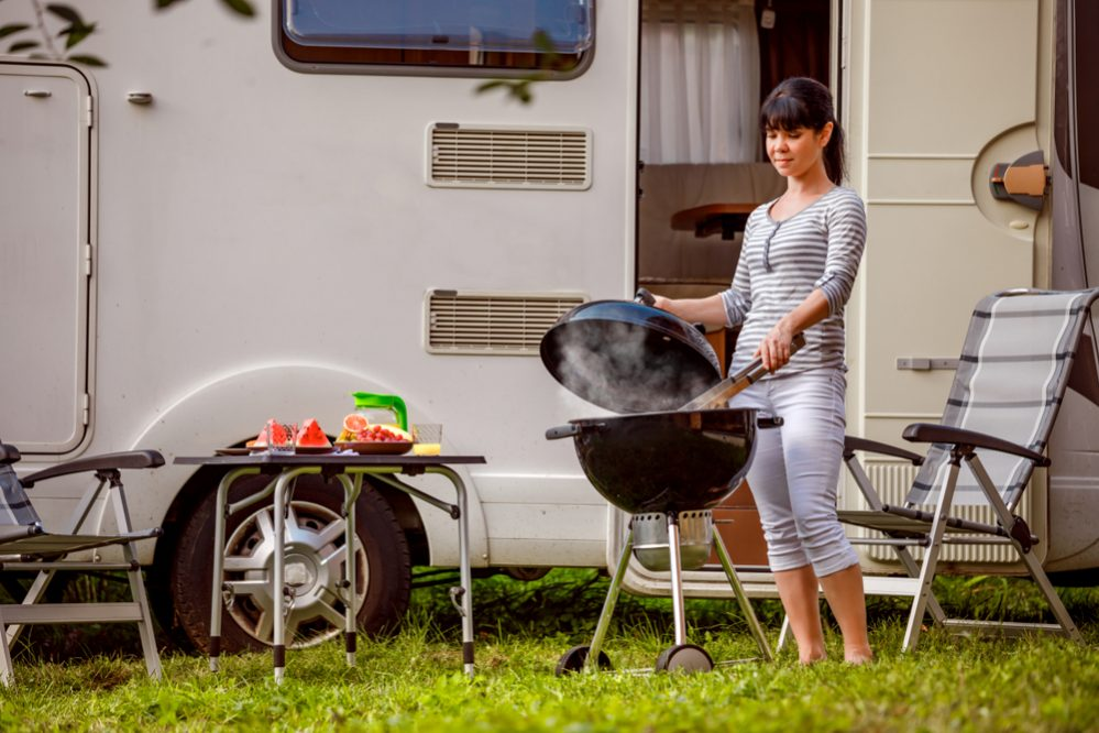 Best Portable Propane Gas Grill for RV Difference
