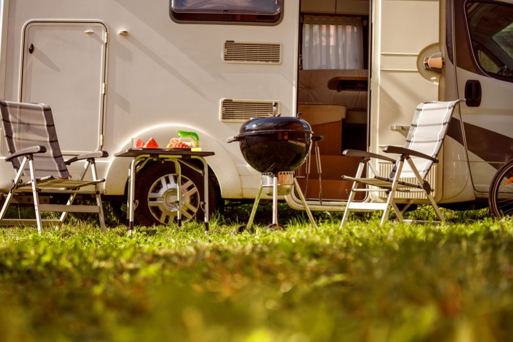 Best Portable Propane Gas Grill for RV burners