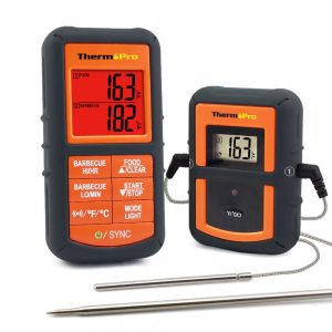 Best Smoker Thermometer ThermoPro TP-08S