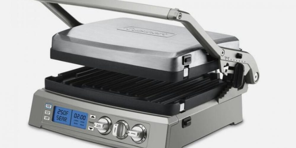 Cuisinart gr-300ws Griddler Elite grill Reviews (2019)