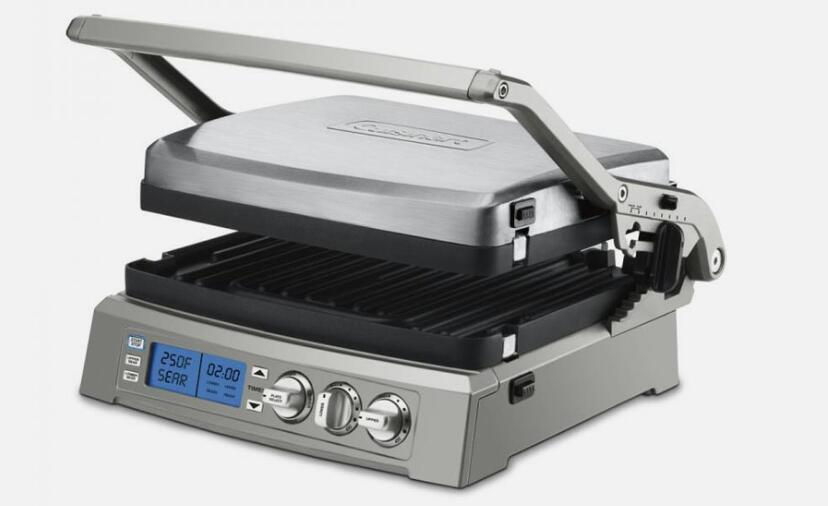 Cuisinart GR-300WS Griddler Elite Review