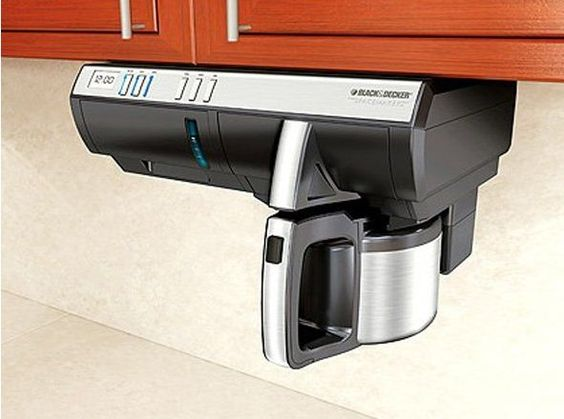 Under Cabinet Coffee Maker