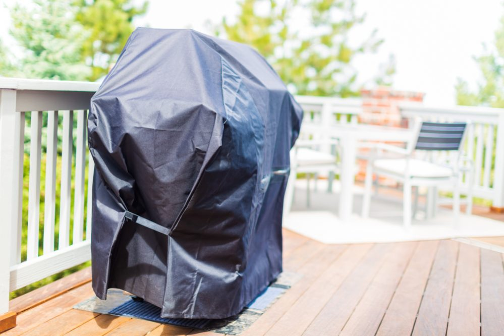 best grill cover use