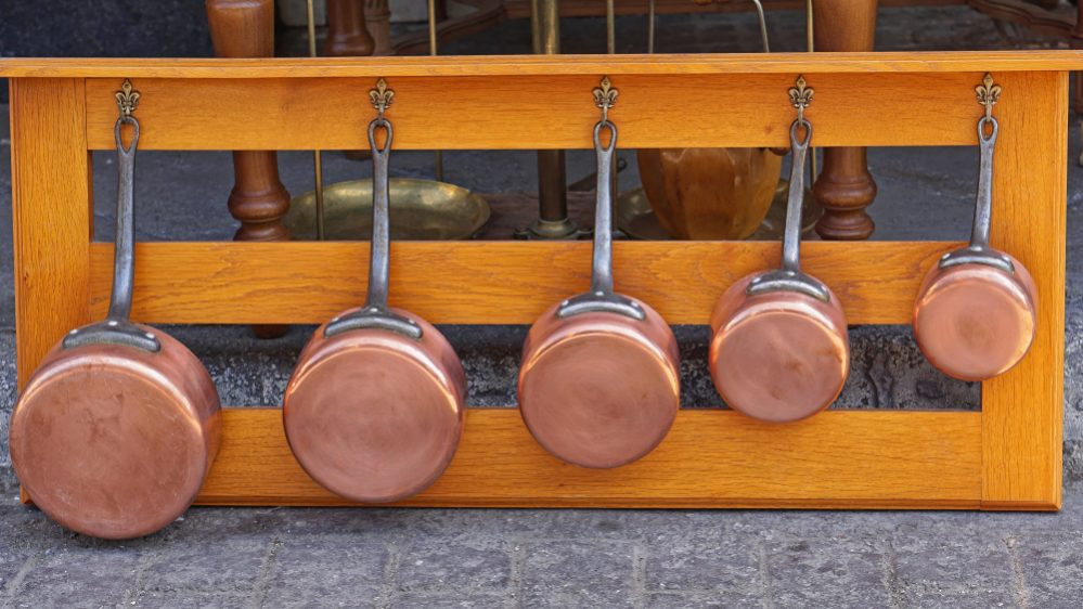 Best Copper Cookware Reviews taking care