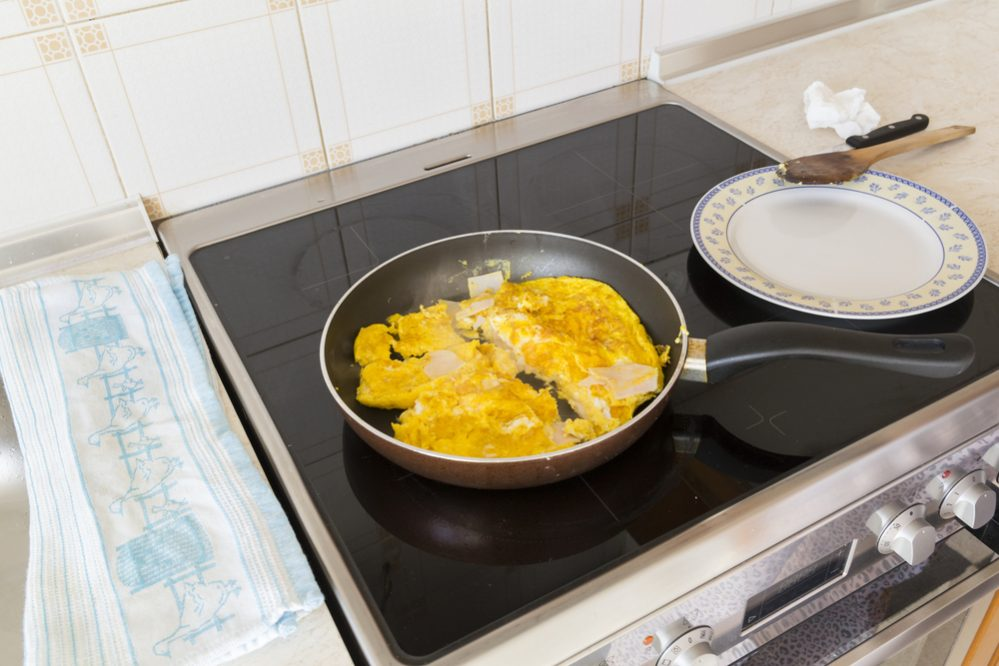 Best Omelet Pan Reviews design and shape
