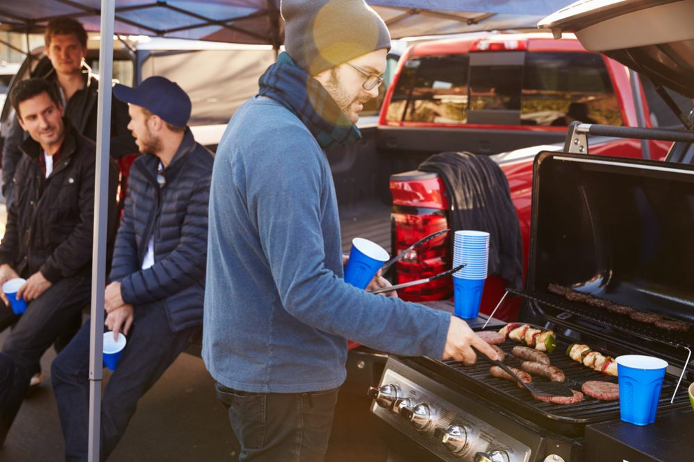 Best Tailgating Grill other features