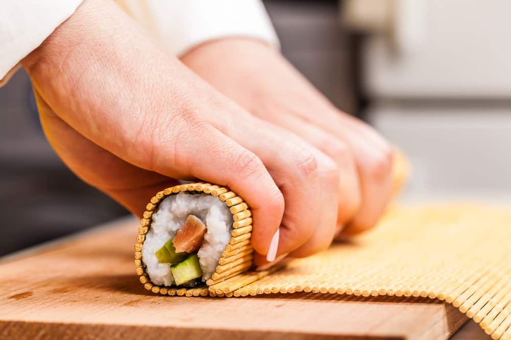 Components Of A Sushi Maker Kit