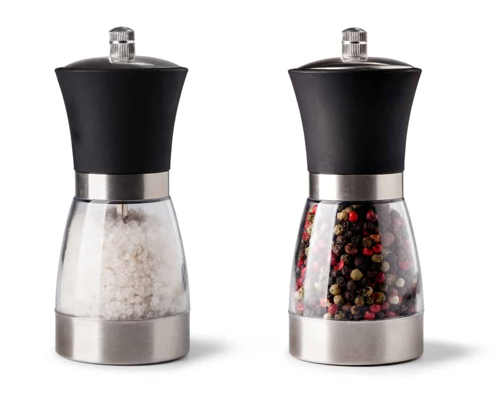 Salt and Pepper Grinder reviews