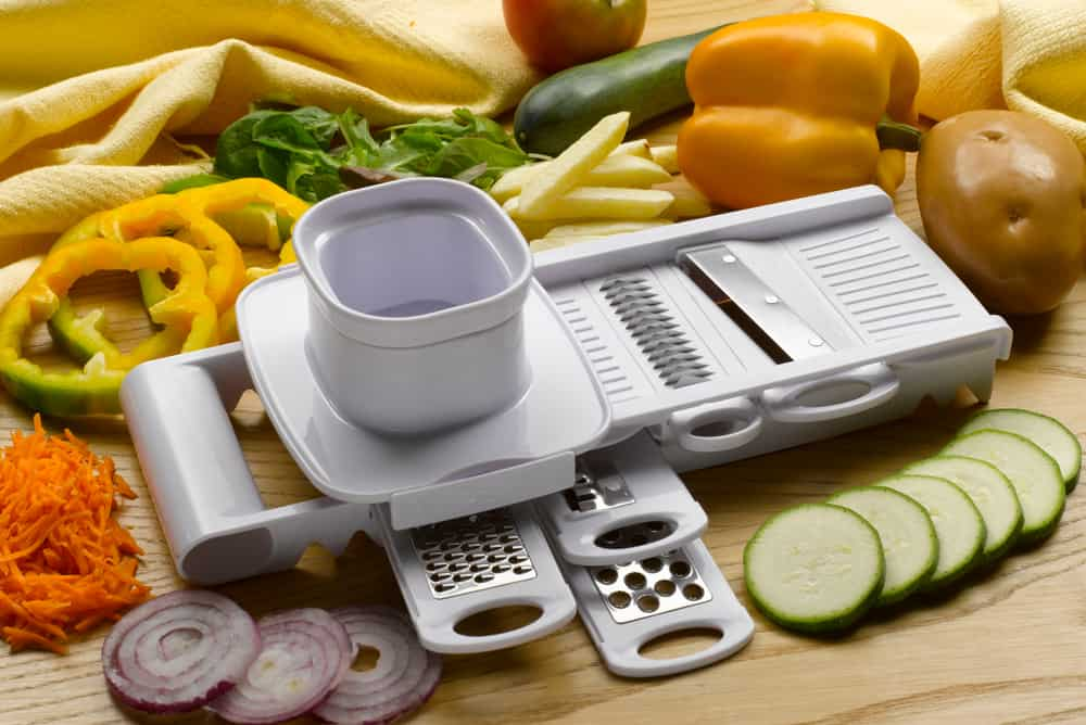 Vegetable Chopper feature